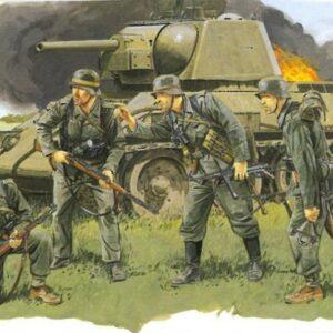 Dragon 6153 GERMAN INFANTRY (UKRAINE