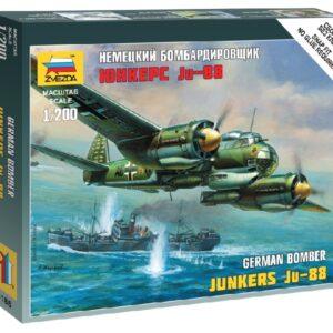 ZVEZDA 6186 Ju-88a4