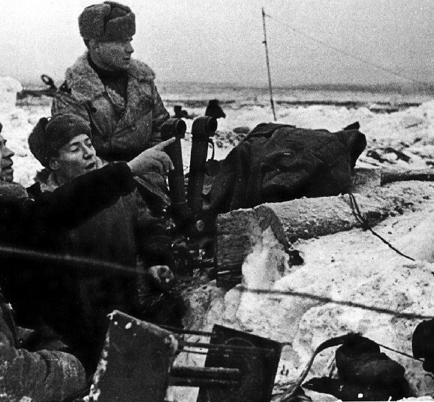 Zvezda 6231 SOVIET HQ WINTER