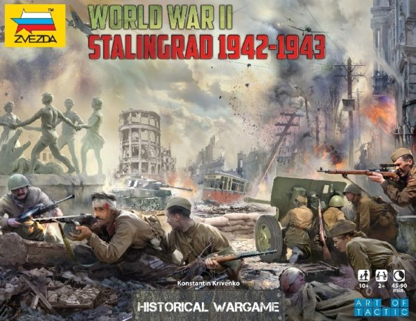 Zvezda 6260 BATTLE OF STALINGRAD