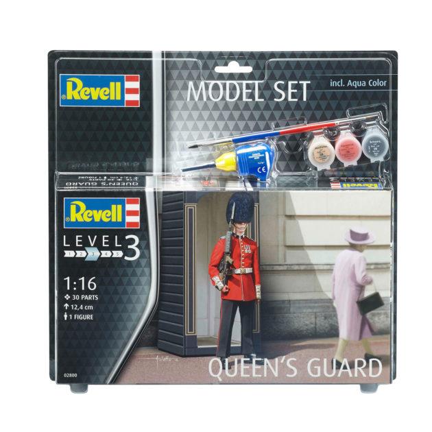 Revell 62800 MODEL SET QUEEN'S GUARD