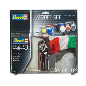 Revell 62802 MODEL SET CARABINIERE