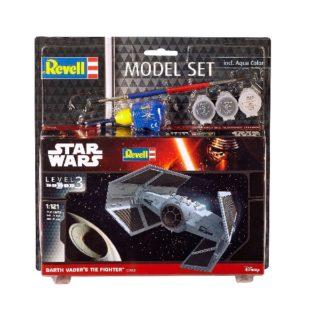 Revell 63602 Dath Vader´s TIE Fighter - incude colla colori e pennello