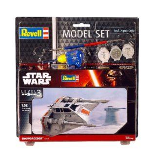 Revell 63604 Snowspeeder - incude colla colori e pennello