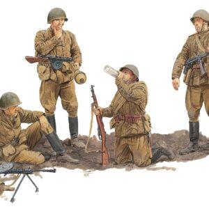 DRAGON 6376 Soviet Guards Infantry 1944-45 (Gen2) Modellismo