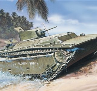 ITALERI 6384 Lvt-(A) 1 Alligator