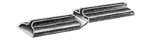 Fleischmann 6437 Giunzione - Scarpetta per binari bustine da 20pz