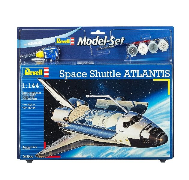REVELL 64544 Space Shuttle Atlantis