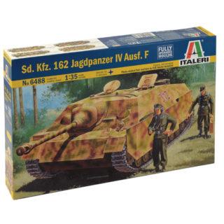 ITALERI 6488 Sd.Kfz.162 Jagdpanzer Iv  Ausf. F