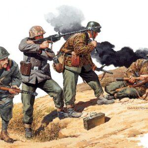 DRAGON 6491 Hunting The Partisans (Yugoslavia 1943)  Modellismo