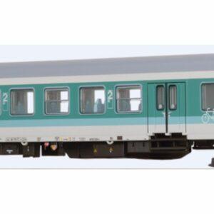 Brawa 65120 Carrozza scala N Bmhe DB 50 80-35 615-9 carrozza pilota
