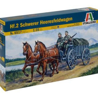 ITALERI 6517 Hf.2  Schwerer Heeresfeldwagen