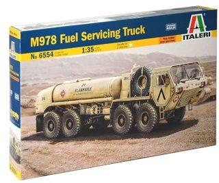 Italeri 6554 1/35 M978 FUEL SERVICING TRUCK