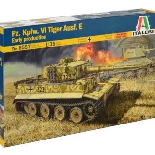 Italeri 6557 1/35 PzKpfw VI Ausf.E Tiger Early Prod.