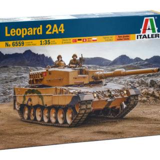 Italeri 6559 1/35 LEOPARD 2A4