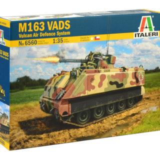 Italeri 6560 1/35 M163 VADS