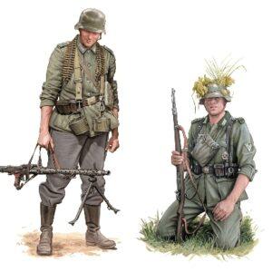 Dragon 6656 Advance To Kharkov 1942 include 4 figure Modellismo