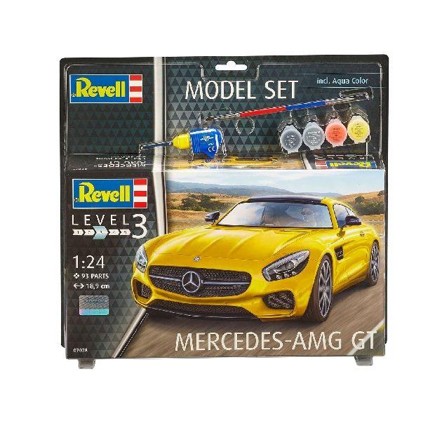 Revell 67028 MODEL SET MERCEDES AMG GT
