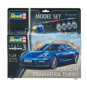 Revell 67034 Model Set Porsche Panamera 2