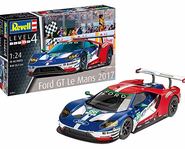 Revell 67041 Model Set Ford GT - Le Mans