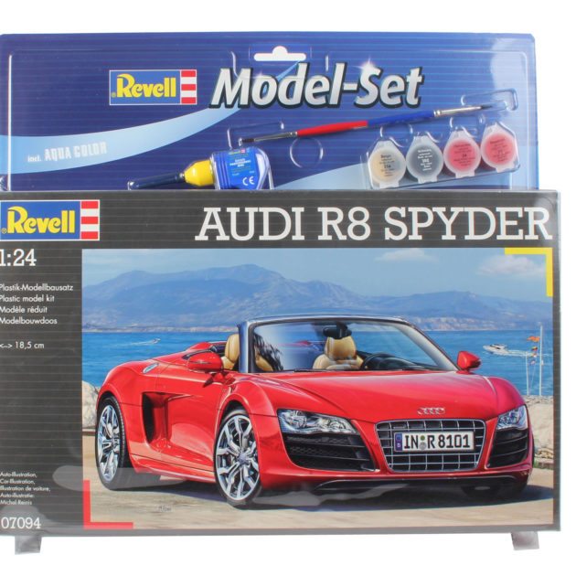REVELL 67094 Model Set Audi R8 Spyder