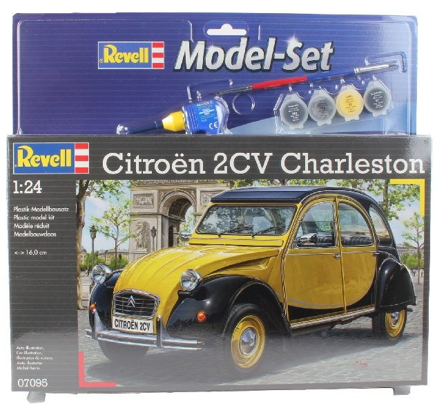 REVELL 67095 Model Set Citroen 2CV