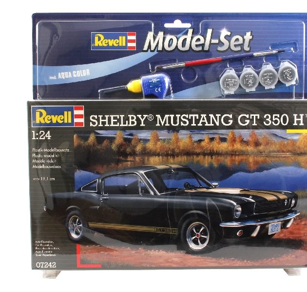 REVELL 67242 Model Set Shelby Mustang GT 350