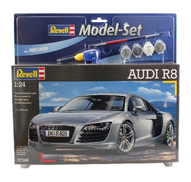 REVELL 67398 Model Set Audi R8