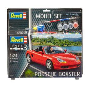 Revell 67690 MODEL SET PORSCHE BOXSTER