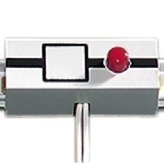 Fleischmann 6902 Doppio pulsante per segnali elettromagnetici Modellismo