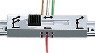 Fleischmann 6918 Invertitore di comando per semafori elettromagnetici a due palette indipendenti Modellismo