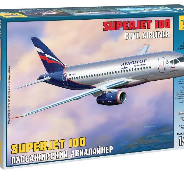 ZVEZDA 7009 Sukhoi Superjet 100