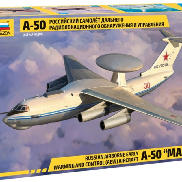 "Zvezda 7024 Beriev A-50 ""Mainstay"""