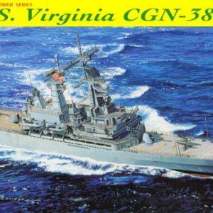 CyberHobby 7090 U.S.S. VIRGINIA CGN-38