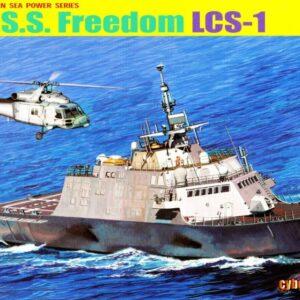 CyberHobby 7095 U.S.S. FREEDOM LCS-1
