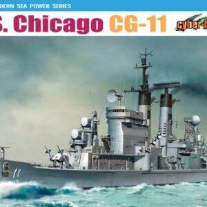 CyberHobby 7121 U.S.S. CHICAGO CG - 11