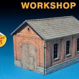 MINIART 72022 Workshop Modellismo