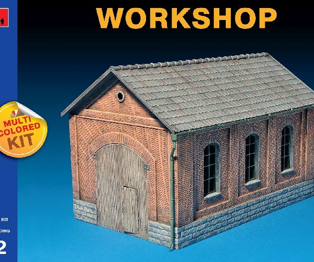 MINIART 72022 Workshop Modellismo