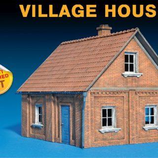 MINIART 72024 Village House Modellismo