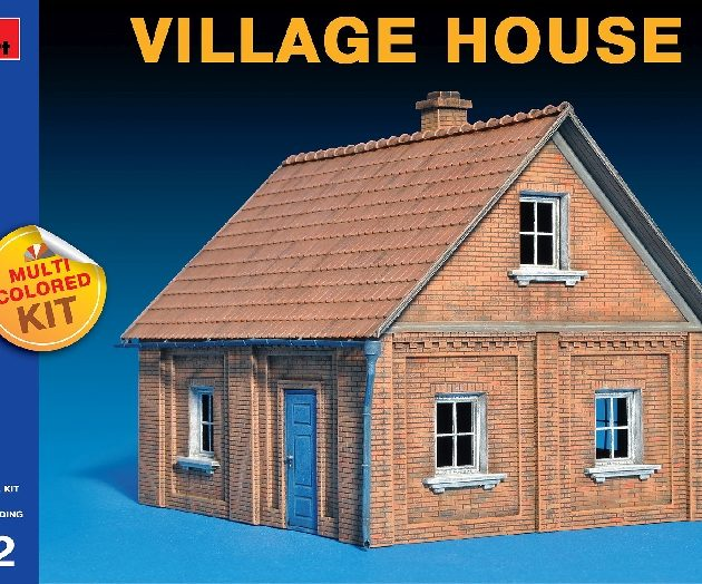 MINIART 72024 Village House Modellismo