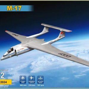 Modelsvit 72024 MYASISHCHEV M-17 STRATOSPHERA Modellismo