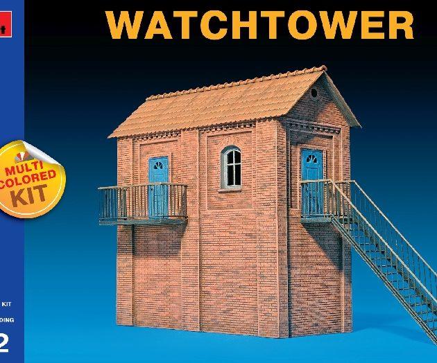 MINIART 72025 Watchtower Modellismo