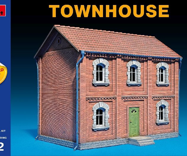MINIART 72026  Townhouse Modellismo