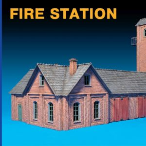 MINIART 72032 Fire Station