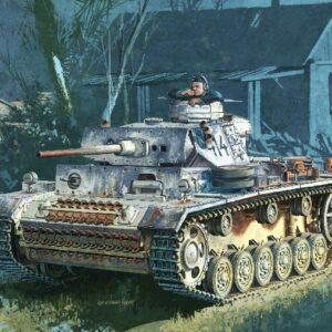 DRAGON 7290 Pz.Kpfw.Iii Ausf.M/N Modellismo