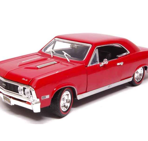 MotorMax 73104RD Chevelle SS 396