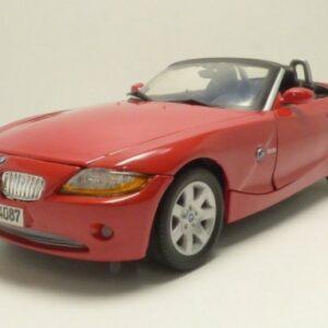 Motormax 73144RD 1:18-BMW Z4