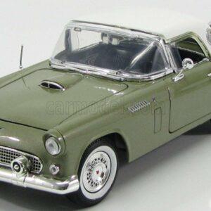 Motormax 73176GR 1:18-1956 Ford Thunderbird (Hard Top)