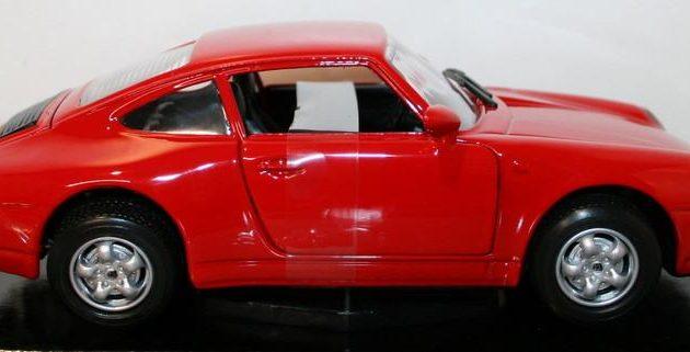 MotorMax 73222RD Porsche 911 (993)