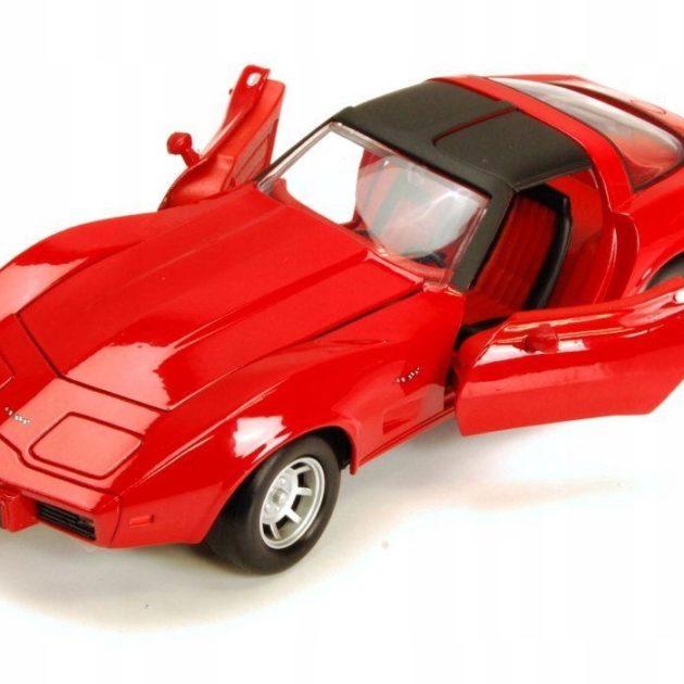 MotorMax 73244RD 1979 Corvette